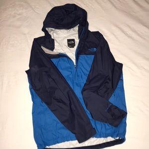 Men's North Face size Medium Rain Jacket.